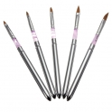 Brushes with cap kit 5
