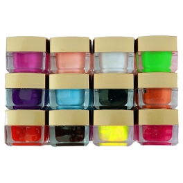 Pure color gel kit 12x8ml