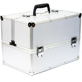 Aluminium XL beauty box