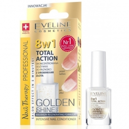 Eveline gold 8in1 nail therapy 12ml
