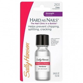 Sally Hansen Hard as Nails nagelbehandling 13,3ml