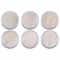 Aurora glitter powder kit 6 colors