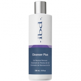 IBD cleanser plus 236ml (+desinficering)