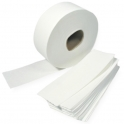 Wax strips roll 50m perforated