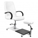 Pedicure chair with legrest