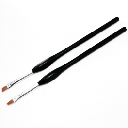 Brushes kit 2 with ergonomic handle