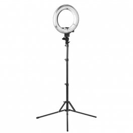 Ring / work lamp with tripod