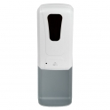 Touchless disinfection / soap dispenser