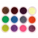 Glitter powder kit 12 colors