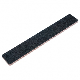 Nail file wide black 1/5/10pcs