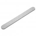 Nail file straight white 1/5/10pcs