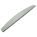 Nail files half moon white