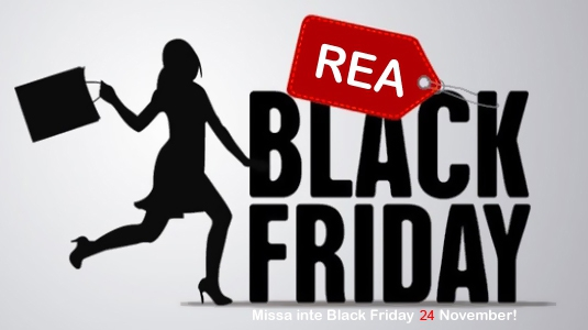 Black Friday REA