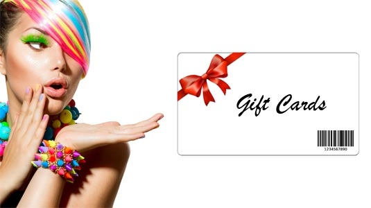 Gifts cards Nailshop